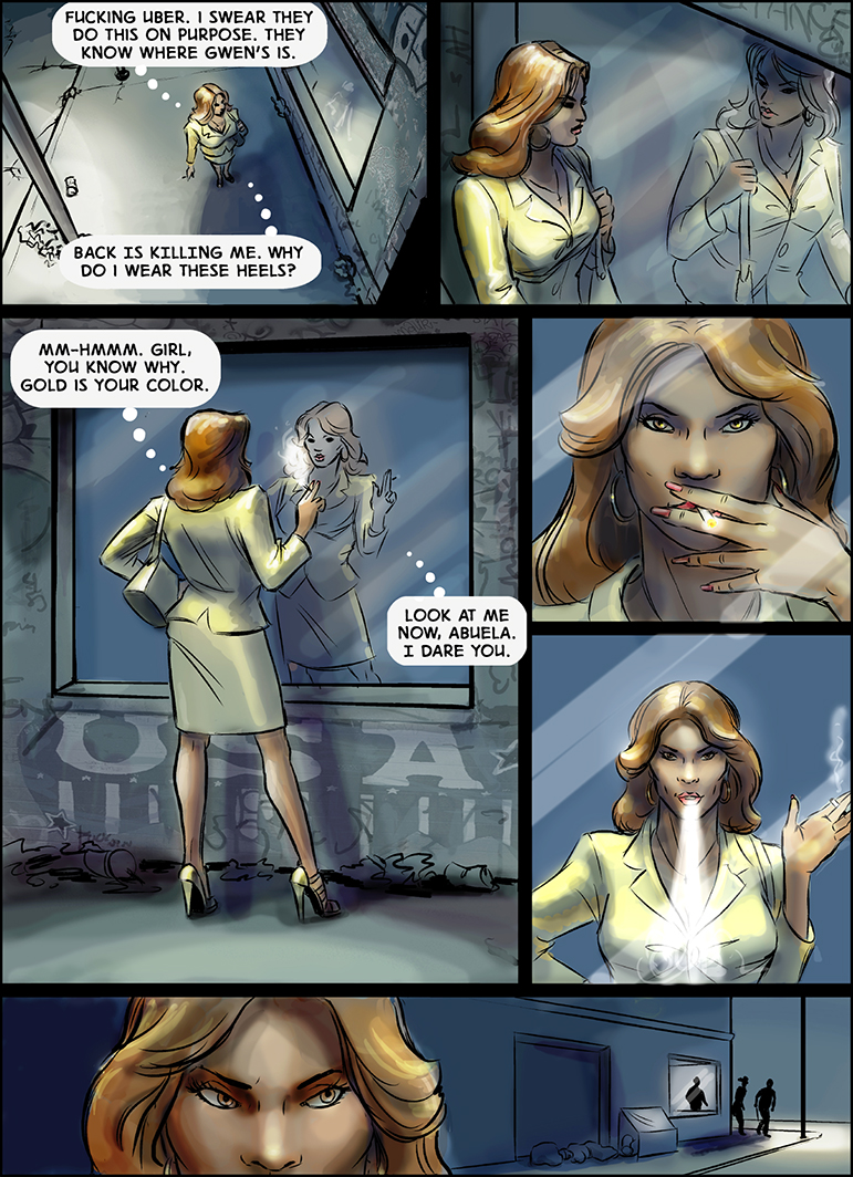 Faith Chapter 1 Page 3
