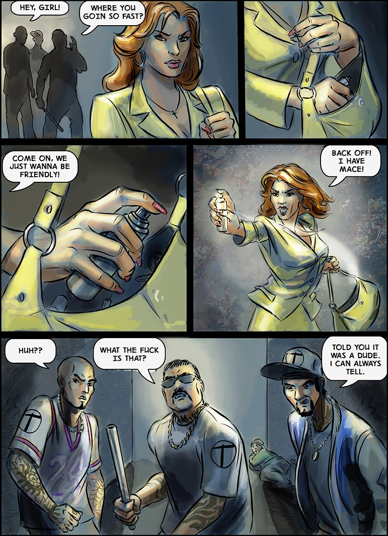 Faith Chapter 1 Page 5
