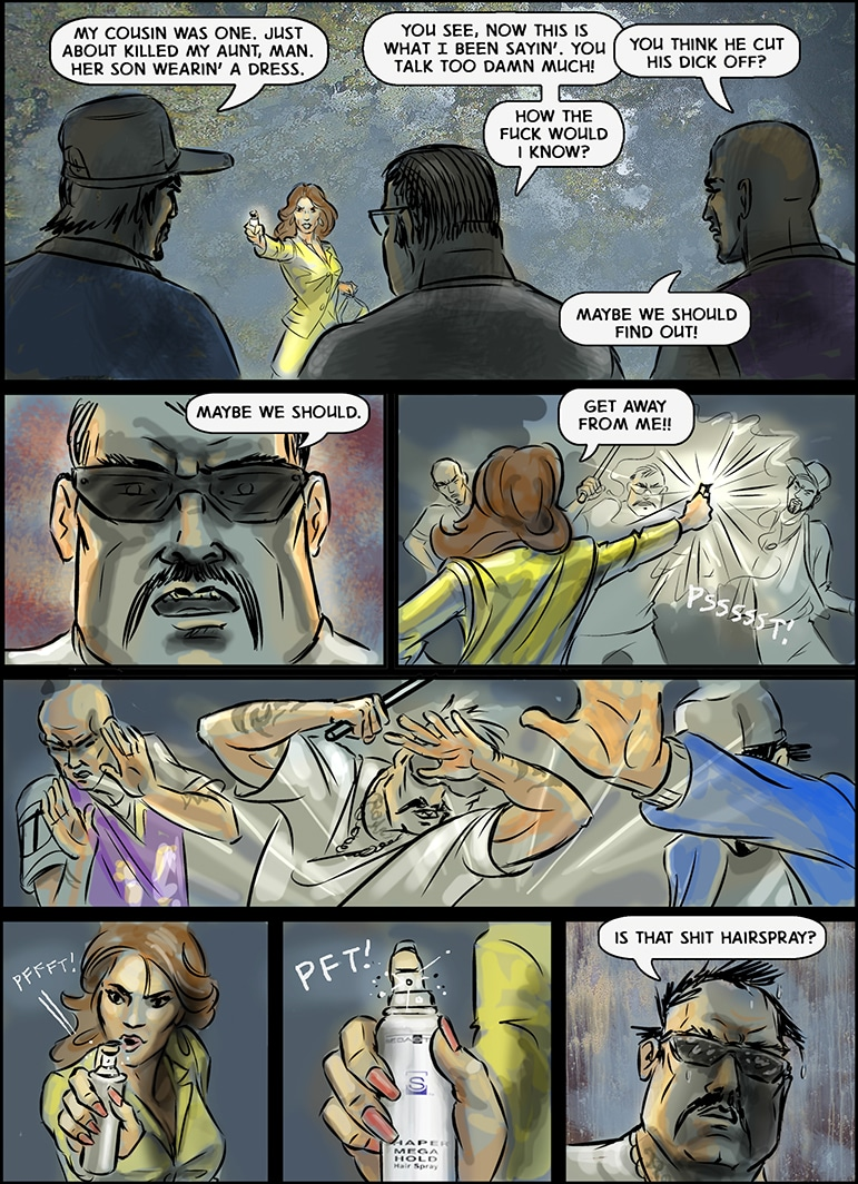 Faith Chapter 1 Page 6
