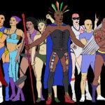 Transgender queer comics