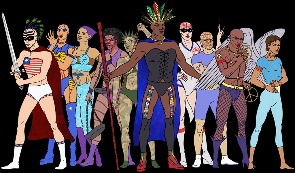 charactersallcolor