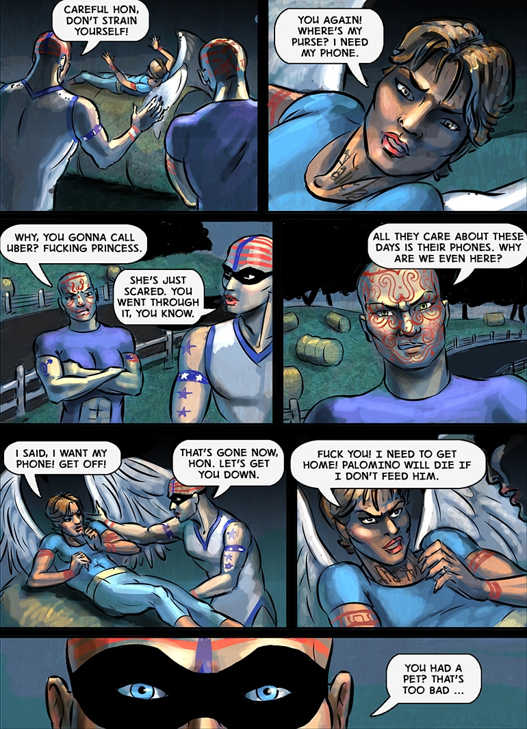 Faith Chapter 2 Page 2