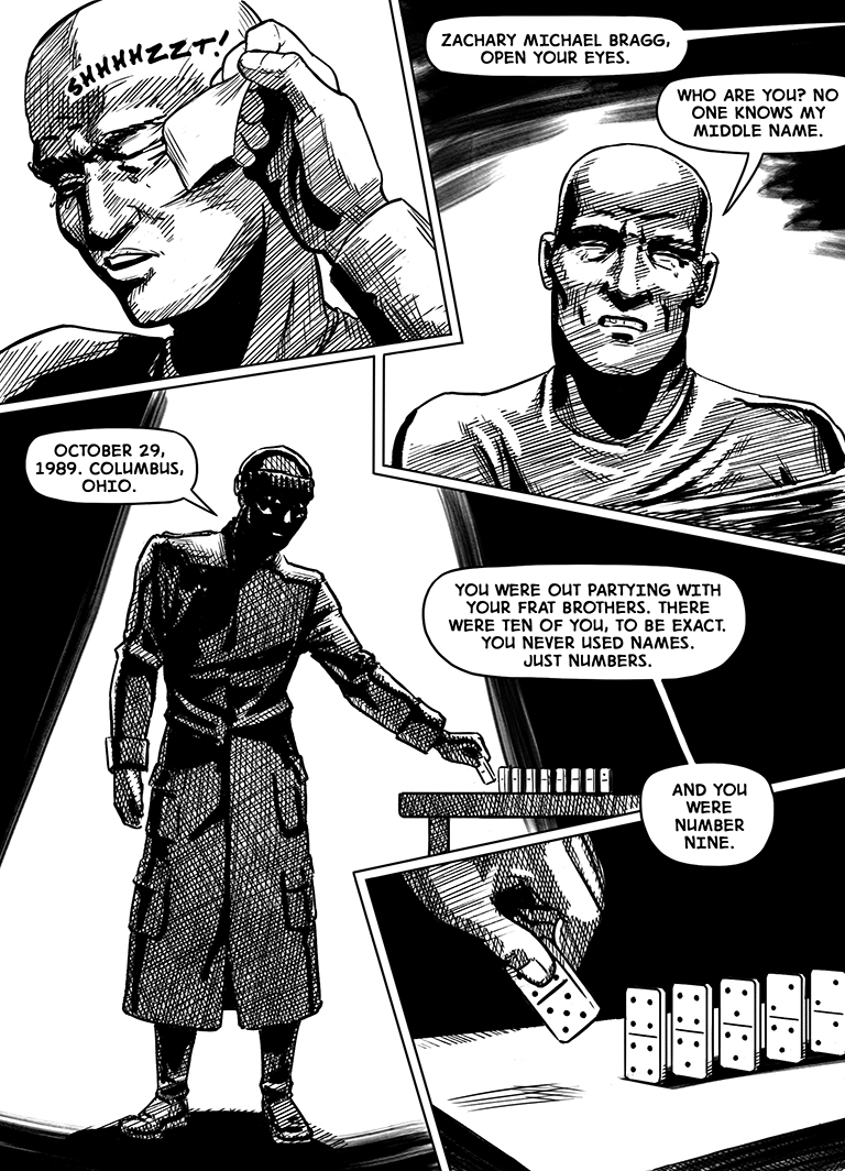 Truth Chapter 1 Page 2